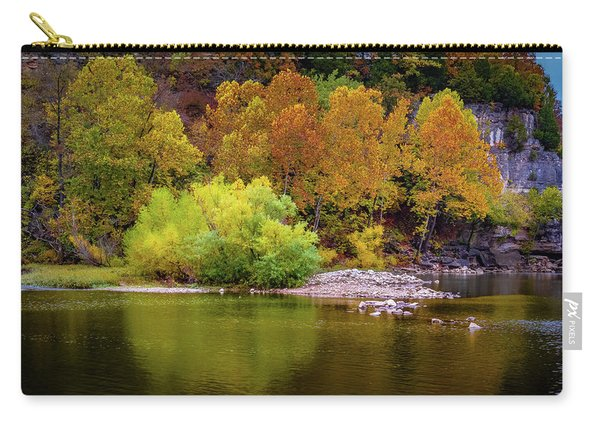 Fall Colors Of The Ozarks Carry-all Pouch