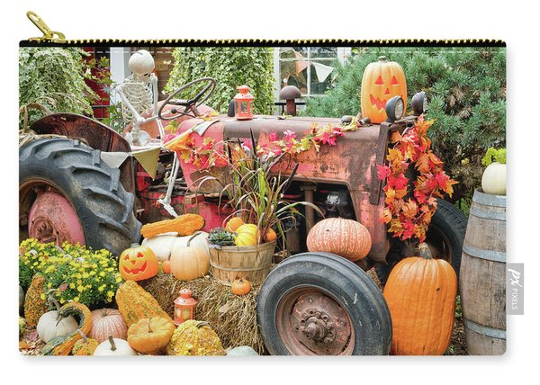 Fall Decor Carry-all Pouch