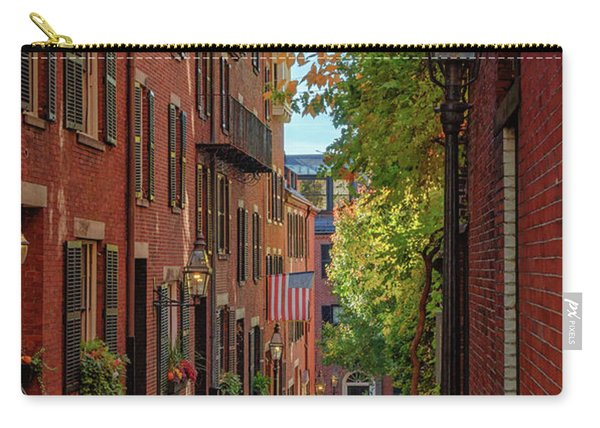 Fall In Beacon Hill Carry-all Pouch