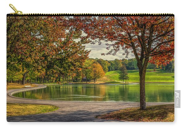 Fall In Montreal Carry-all Pouch