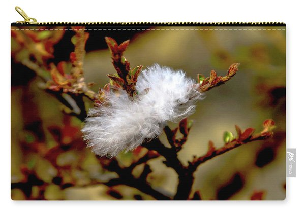 Fallen Feather Carry-all Pouch