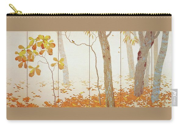 Fallen Leaves I - Digital Remastered Edition Carry-all Pouch
