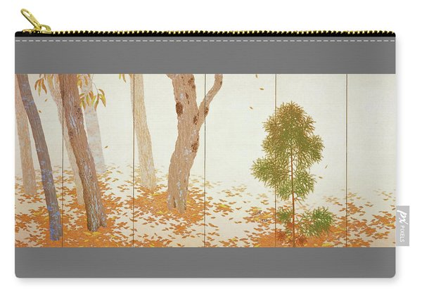 Fallen Leaves II - Digital Remastered Edition Carry-all Pouch