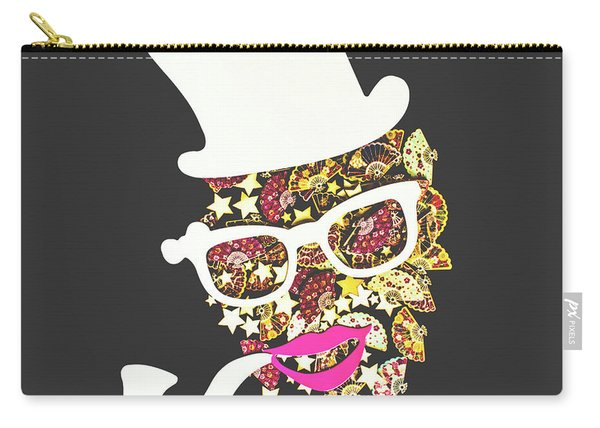 Fanfare The Clown Carry-all Pouch