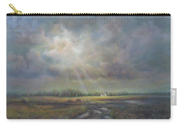 Farm In Spring Carry-all Pouch
