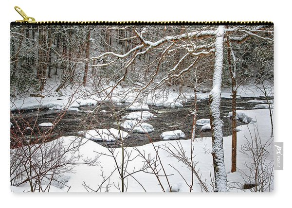 Farmington River - Northern Section Carry-all Pouch