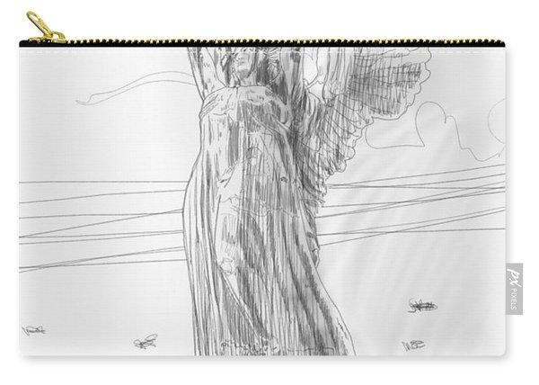 Faro Della Vittoria Drawing Carry-all Pouch
