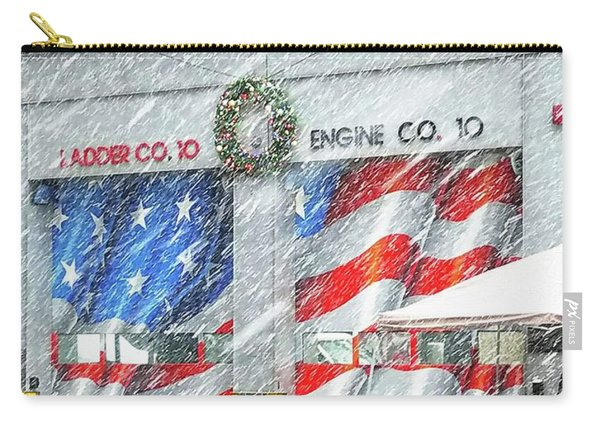 Ny Ladder Co. 10 Engine Co. 10 Carry-all Pouch