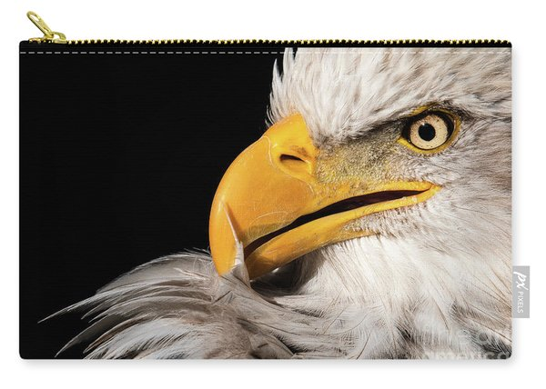 Feather Preening Carry-all Pouch