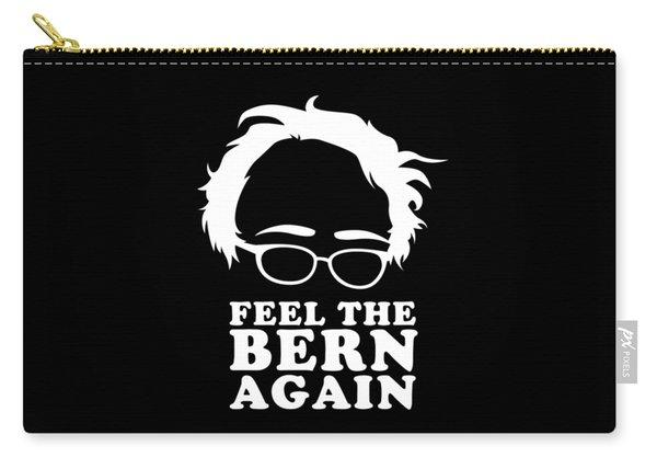 Feel The Bern Again Bernie Sanders 2020 Carry-all Pouch