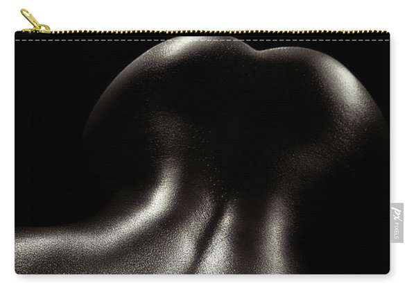 Female Nude Oil 4 Carry-all Pouch