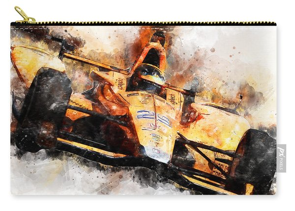 Fernando Alonso, Indy 500 - 04 Carry-all Pouch