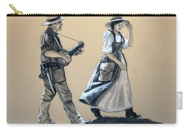 Fiddler's Daughter Carry-all Pouch