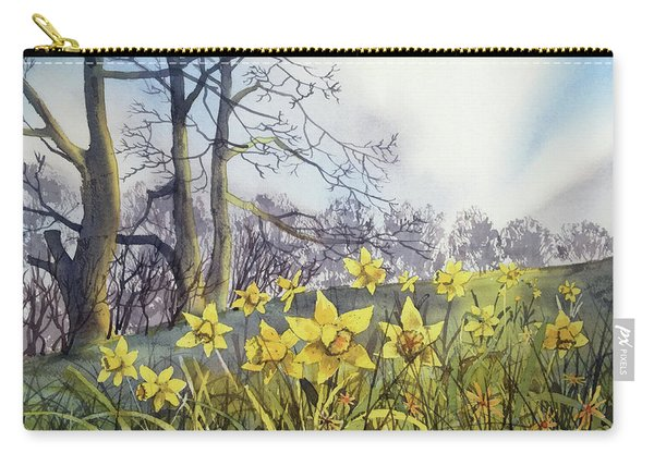 Field Of Hope At Burton Agnes Carry-all Pouch