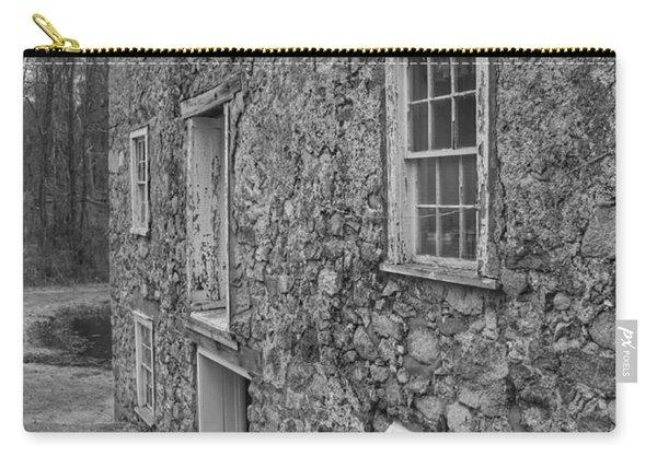Fieldstone Workshop - Waterloo Village Carry-all Pouch
