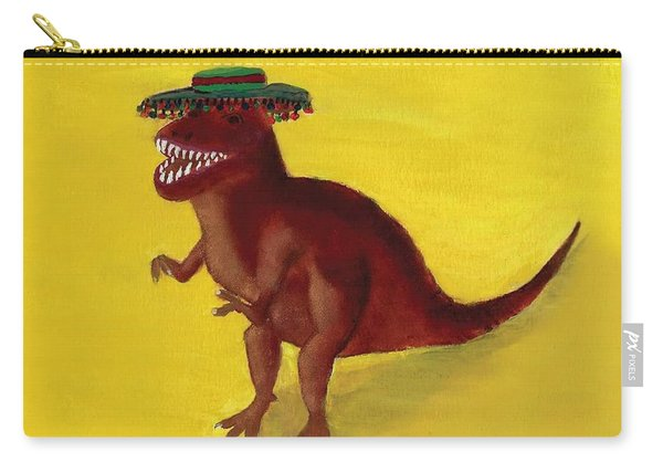 Fies-t-rex Carry-all Pouch