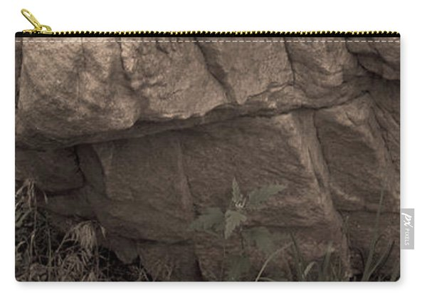 Carry-all Pouch featuring the photograph Figurative V by Catherine Sobredo