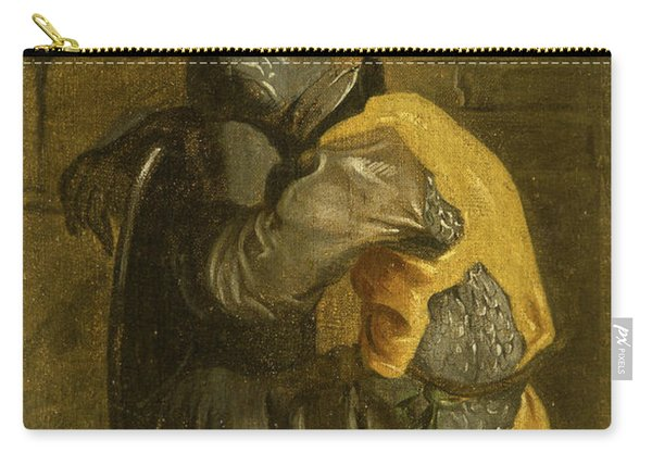 Figure In Armour Carry-all Pouch