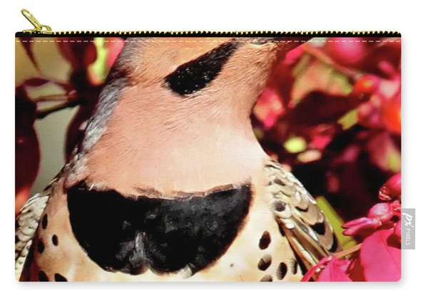 Yellow-shafted Flicker Carry-all Pouch