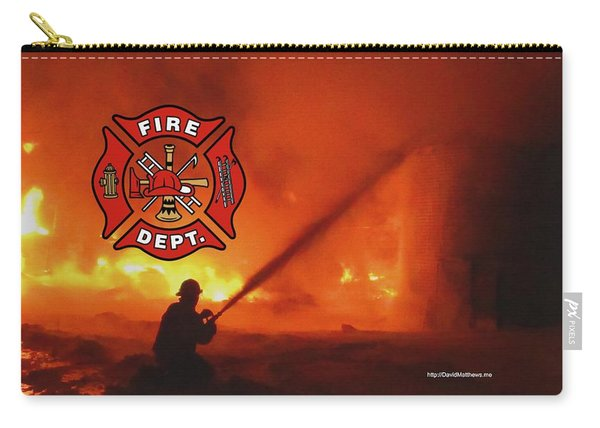 Fire Fighting 5 Carry-all Pouch