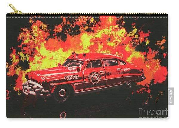 Fire Hornet Carry-all Pouch