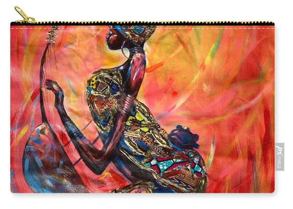 Fire Music Carry-all Pouch