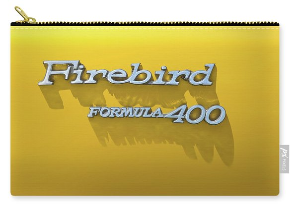 Firebird Formula 400 Carry-all Pouch