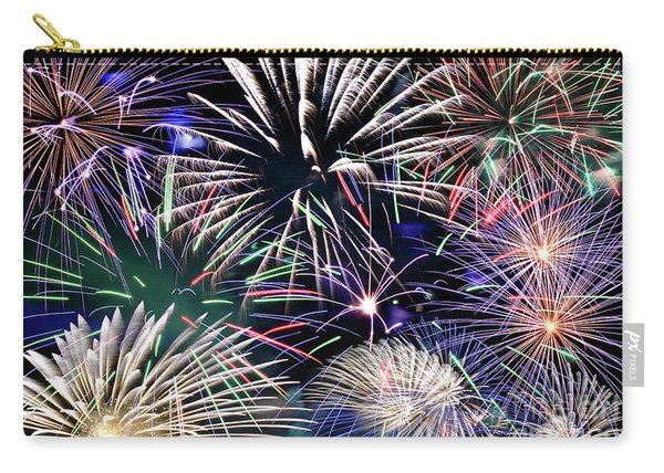 Fireworks Grand Finale Carry-all Pouch
