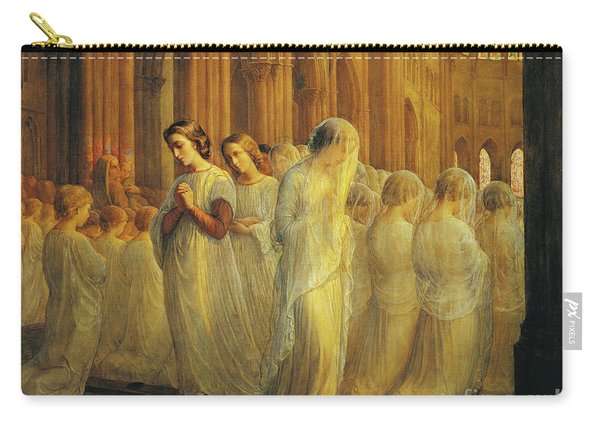 First Communion By Janmot Carry-all Pouch