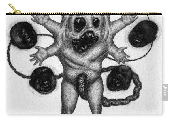 Firstborn Of The Nursery Wing - Artwork Carry-all Pouch