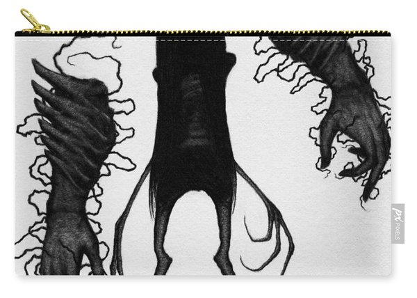 Firstborn Of The Orphan Wing - Artwork Carry-all Pouch