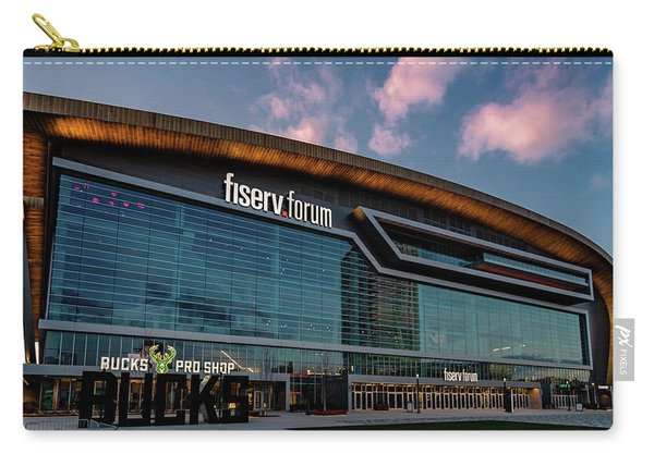 Fiserv.forum Carry-all Pouch