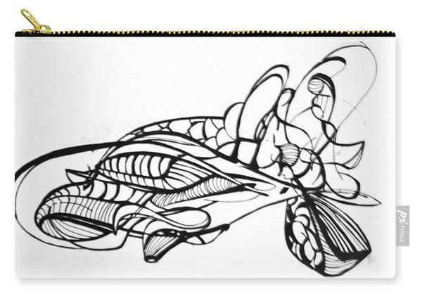 Fish Of Prey Carry-all Pouch