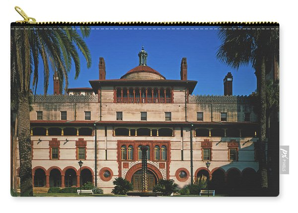 Flagler College - St Augustine, Florida Carry-all Pouch