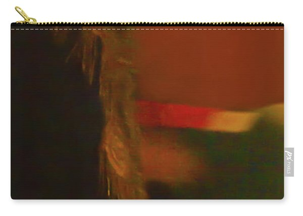 Carry-all Pouch featuring the photograph Flamenco Series 2 by Catherine Sobredo