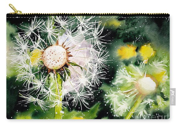 Fleeting Moment Carry-all Pouch