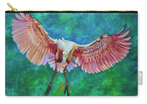Fledgling Flight Carry-all Pouch