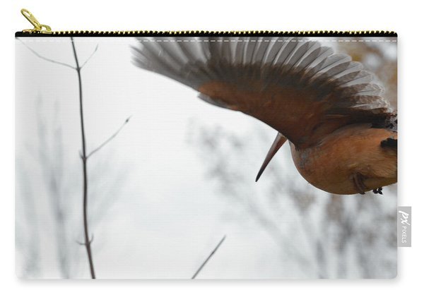 Flight Feathers Carry-all Pouch