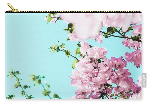 Floral Dreams I Carry-all Pouch