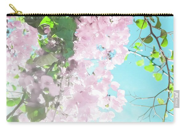 Floral Dreams IIi Carry-all Pouch