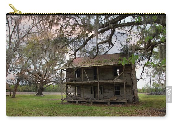 Florida Farmhouse Falls Apart Carry-all Pouch