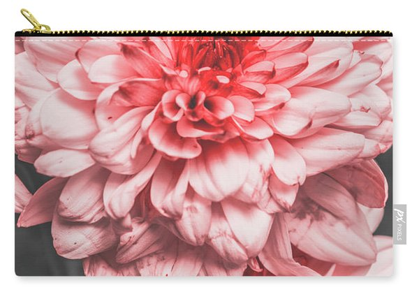 Flower Buds Carry-all Pouch