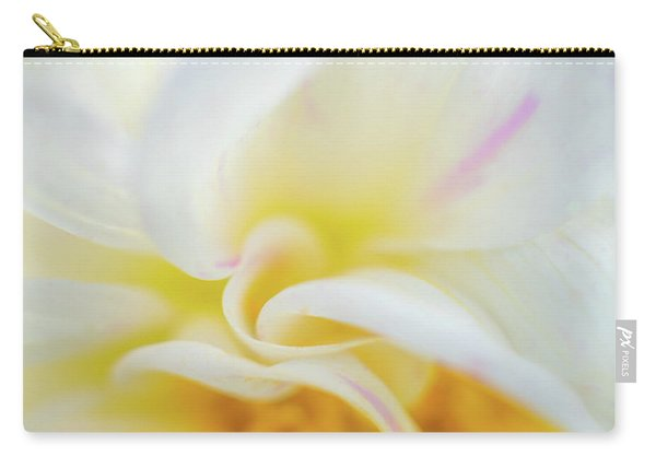 Flower Curves Carry-all Pouch