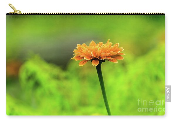 Carry-all Pouch featuring the photograph Flower by Dheeraj Mutha