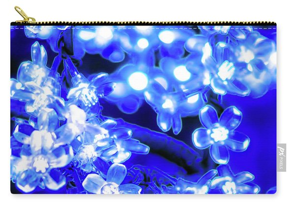 Flower Lights 1 Carry-all Pouch