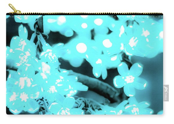 Flower Lights 3 Carry-all Pouch