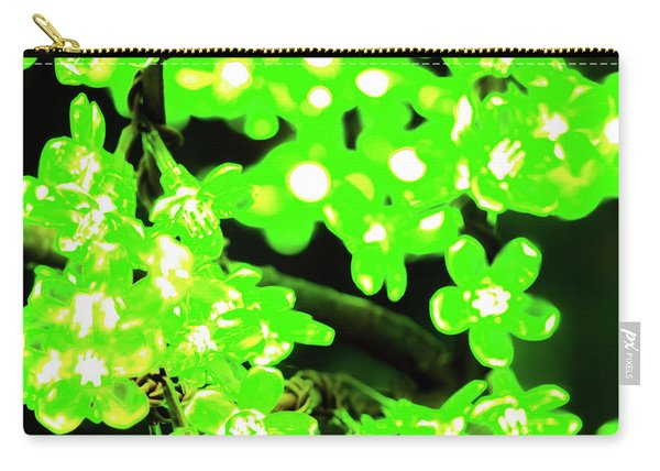 Flower Lights 7 Carry-all Pouch