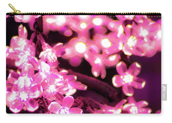 Flower Lights 9 Carry-all Pouch