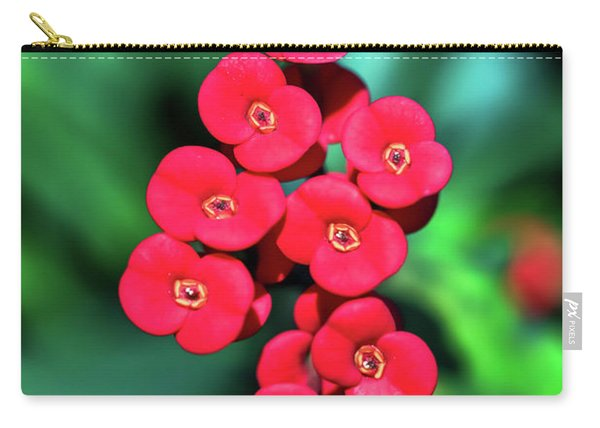Flower Parade Carry-all Pouch