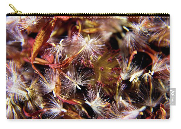 Flower Seeds-1 Carry-all Pouch